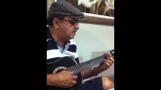 Lado a Lado -  de Carlos Alberto - (Cover) - Flavio de Souza - O Boêmio de Morro Agudo