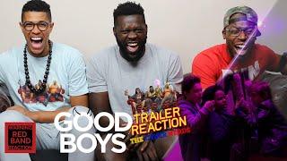 Good Boys Trailer 2 Reaction