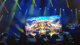Sabaton - Carolus Rex Live At Sweden Rock Festival 2016