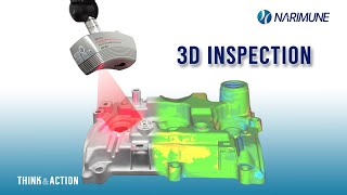 3D INSPECTION PROCESS BY MSURF-I