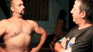 Ale Peregrino e Fabiano Marçal em: Muchar ou Murchar?