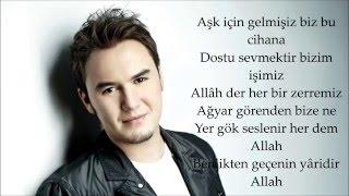 Mustafa Ceceli - Aşk İçin Gelmişiz | Lyrics - Sözleri