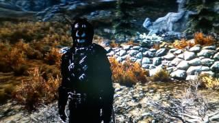 TES V Skyrim: Armadura de dragon sin Herreria al 100