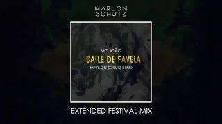 MC João - Baile de Favela (Marlon Schutz Remix)