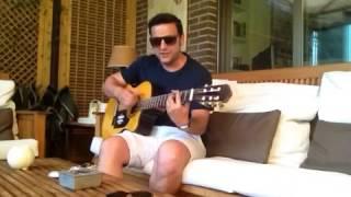 Estopa - Pastillas Para Dormir (Cover by Javi RR). Rumba A Lo Desconocido