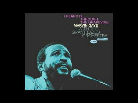 Marvin Gaye And The Grant Lazlo Orchestra I Heard It Through The