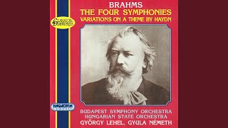 Variations on a Theme by Joseph Haydn Op. 56a Variation 7: Grazioso