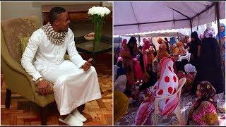 UTHIBITISHO: ALIKIBA AmEFUNGA NDOA Leo huko Mombasa! Mama Mkwe AMEFUNGUKA!