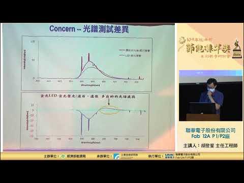聯華電子股份有限公司 胡登荃 主任工程師