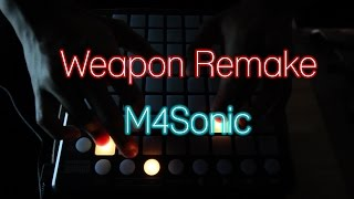 Weapon Remake - M4Sonic (Launchpad Cover)