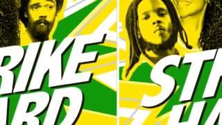 Reggae Girlz   Strike Hard feat  Cedella, Stephen & Damian Marley
