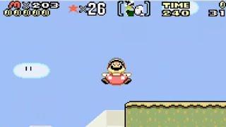 Codigos de Super Mario Advanced 2(Super Mario World) PARTE 2