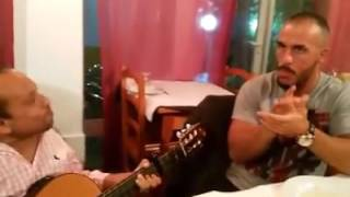 Chota a cantar po nininho 👏👏olee