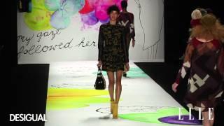 Desigual Mercedes Benz Fashion Week Nueva York. Otoño/Invierno 2015-2016