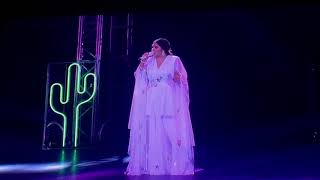 Ángel- Yuridia Auditorio Nacional 2018