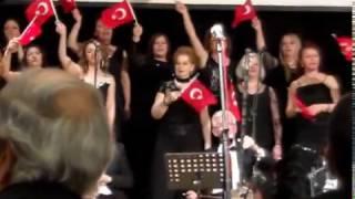 İZMİR BAROSU TSM KOROSU-İZMİR MARŞI (R.G.)