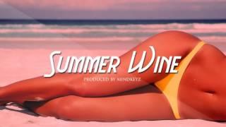 "Dancehall Instrumental Beat Riddim - ""Summer Wine"" April 2016 (Prod. Mindkeyz)"