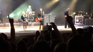 Roxette Live in Milan - May 10 2015 - Sleeping In My Car