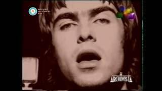 """""""El archivista"""": historia de la banda Oasis, 2002 (fragmento)"""