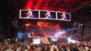 """Wiz Khalifa Boys of Zummer Tour- """"Stayin Out All Night"""" w/Pete Wentz"""