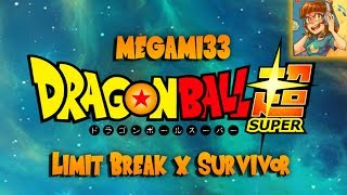 DRAGON BALL SUPER OP 2   [ENGLISH COVER]