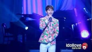 [직캠] SHINee(ONEW) - 130305 열린음악회 ♪ 방백(Aside)