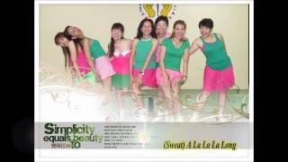 (Sweat) A La La La La Long line dance (Tutorial) 3/5/17
