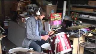 The Temper Trap - Sweet Disposition Drum Cover