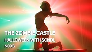 The Zombie Castle   Halloween 2015 With SCNDL At NOXS Bangkok
