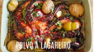O MELHOR POLVO Á LAGAREIRO/RECEITAS DE PORTUGAL/RECEITA SUPER FACIL/Faça e Venda