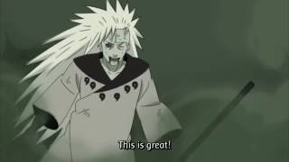 Madara vs Guy AMV