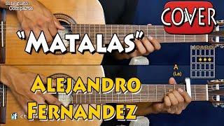 Mátalas - Ranchera Mexicana Cover/Tutorial Guitarra