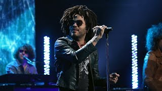Lenny Kravitz Gets 'Low'