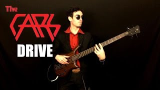 Drive by The Cars (solo bass arrangement) - Karl Clews on bass