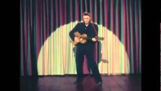 Elvis Presley   Blue Suede Shoes (Viva Elvis) Music Video.wmv