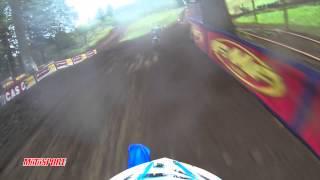 MotoSport Helmet Cam: 125 Dream Race ft. Brendan Teano