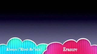 "Erasure - Always (Dubstep ""Rival-Re""mix) - Robot Unicorn Attack"