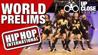 (UC) The Prodigy - USA (Junior Division) @ HHI's 2015 World Prelims