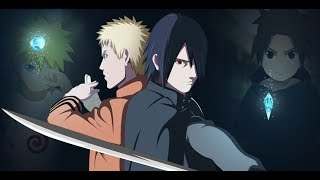 Naruto-(AMV)-Alan Walker - Faded