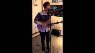 No Control - One Direction  (Cover by Ned Philpot w/Loop pedal)