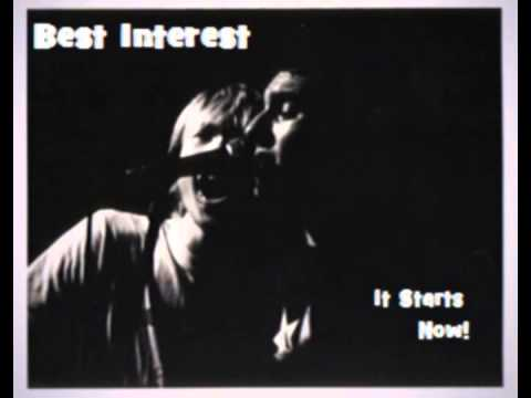 First Impression de Best Interest Letra y Video