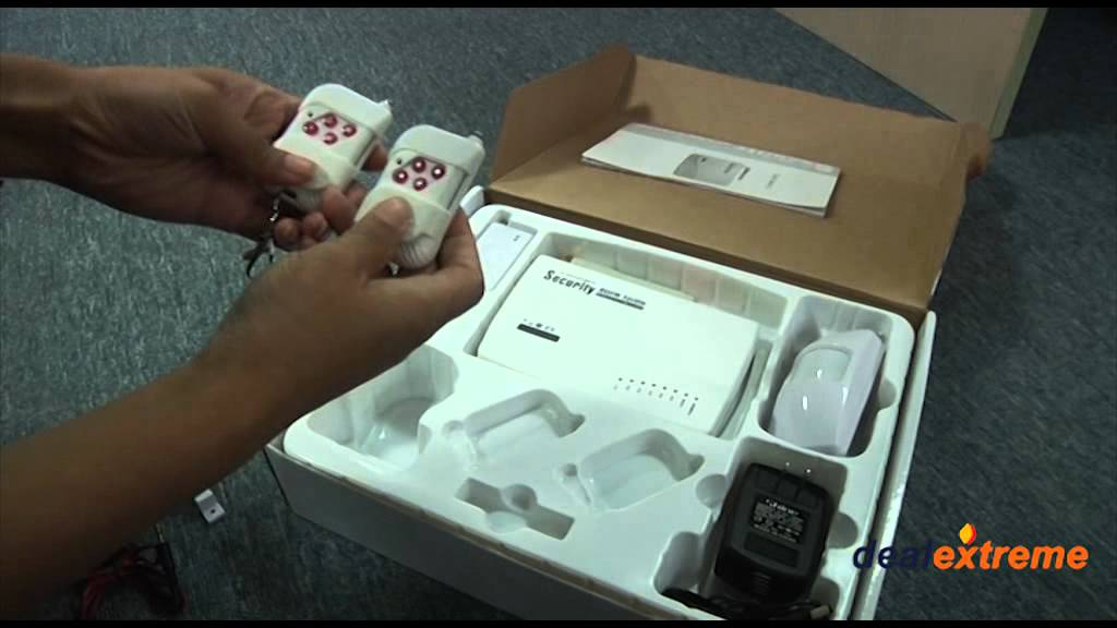 Wireless Home Security Alarm System Central Gardens TX