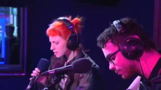 Paramore-  LIVE w/Lyrics-  I Hate to See Your Heartbreak