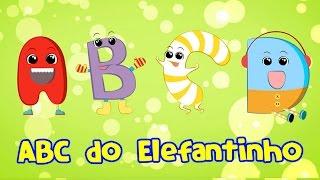 ABC Elefantinho Bonitinho - Música para crianças