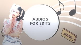 AUDIOS FOR EDITS (2)