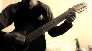 NO ME DESTRUYAS-ZOE-COVER-GUITARRA