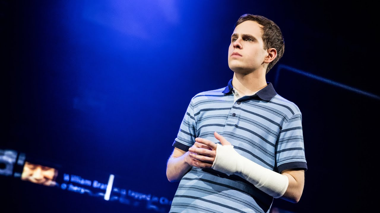 Dear Evan Hansen Broadway In Iowa December