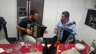Gilberto Ferreira e Mário Ribeiro - Concertina