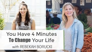 Meditation + Weight Loss | A Chat with Rebekah Borouki of BexLife