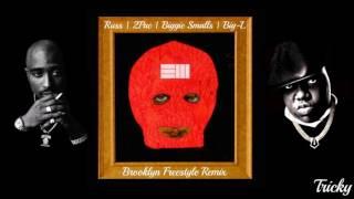 Russ Feat. 2Pac , Biggie Smalls & Big L - Brooklyn Freestyle (Remix 2017)
